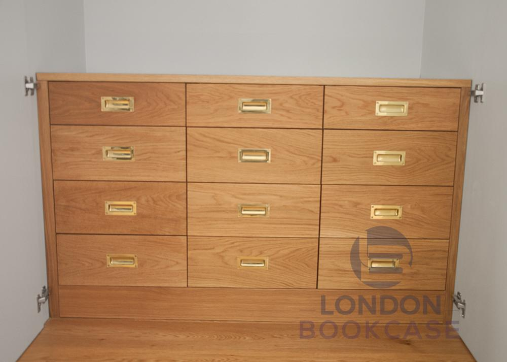 bespoke fitted drawers