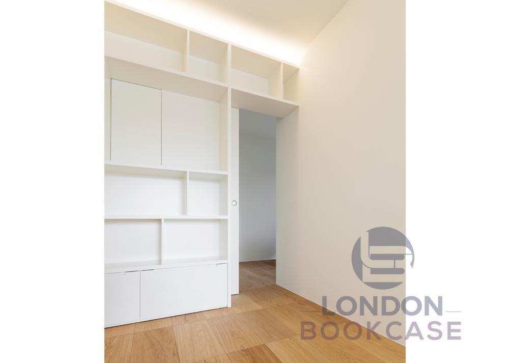 display shelves cases installation