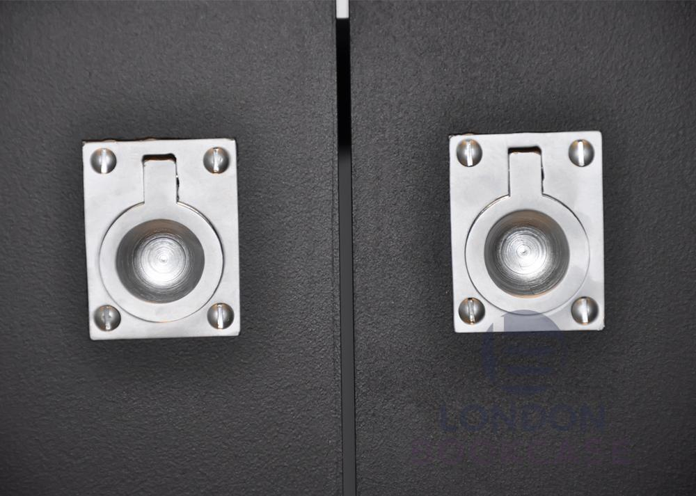 recessed cupboard handles