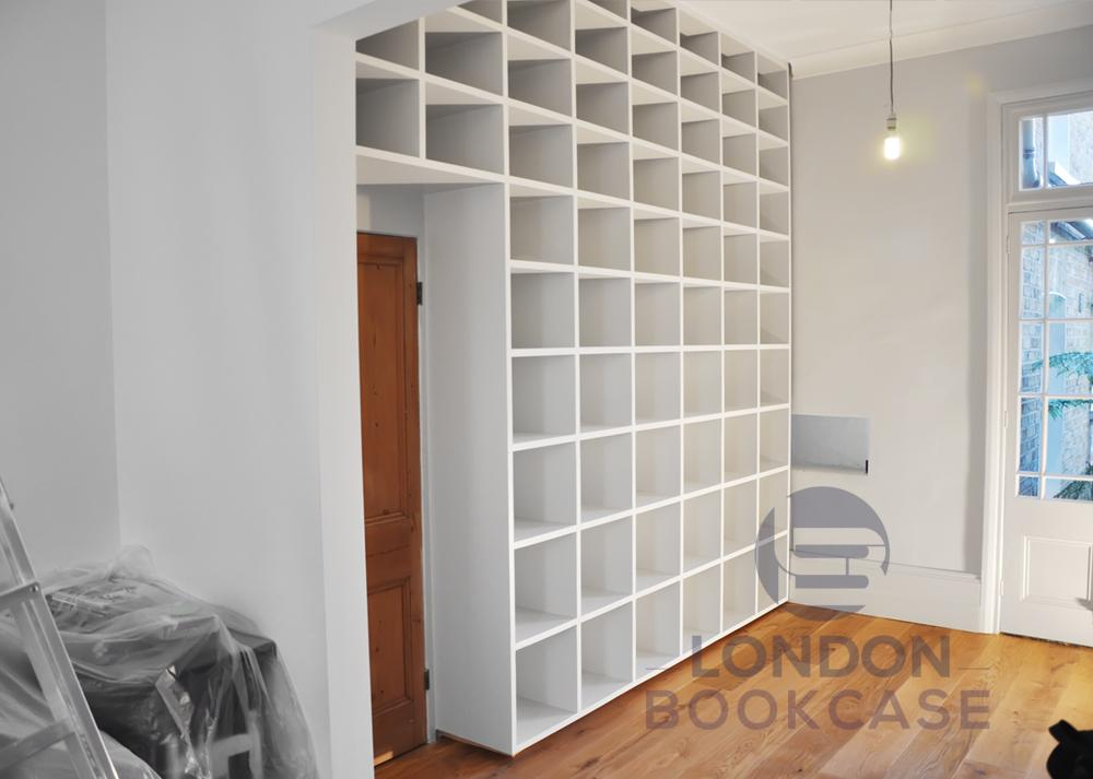 wall-to-wall library